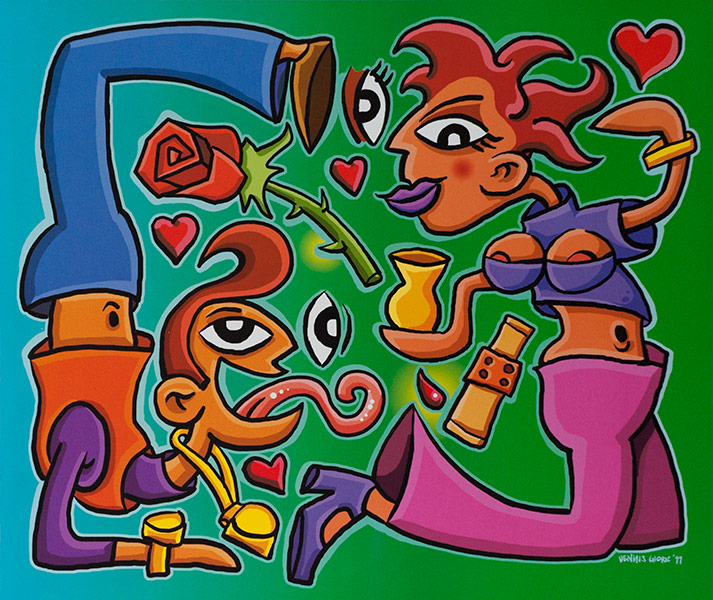 Love Blinds - Dennis Glorie