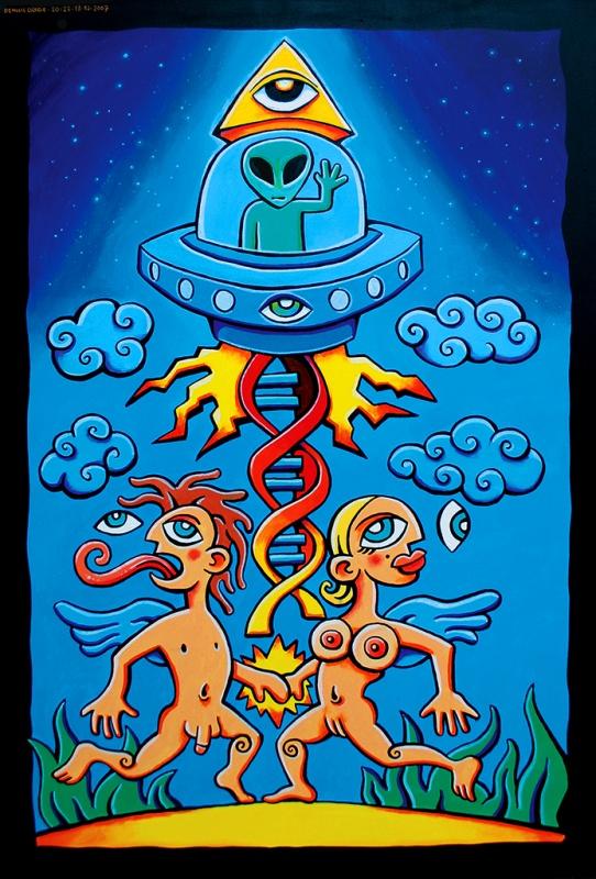 Adama of Eden - Dennis Glorie