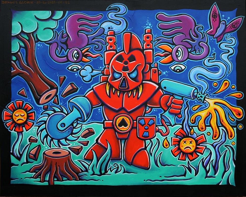 The AntiBiotics Beast - Dennis Glorie