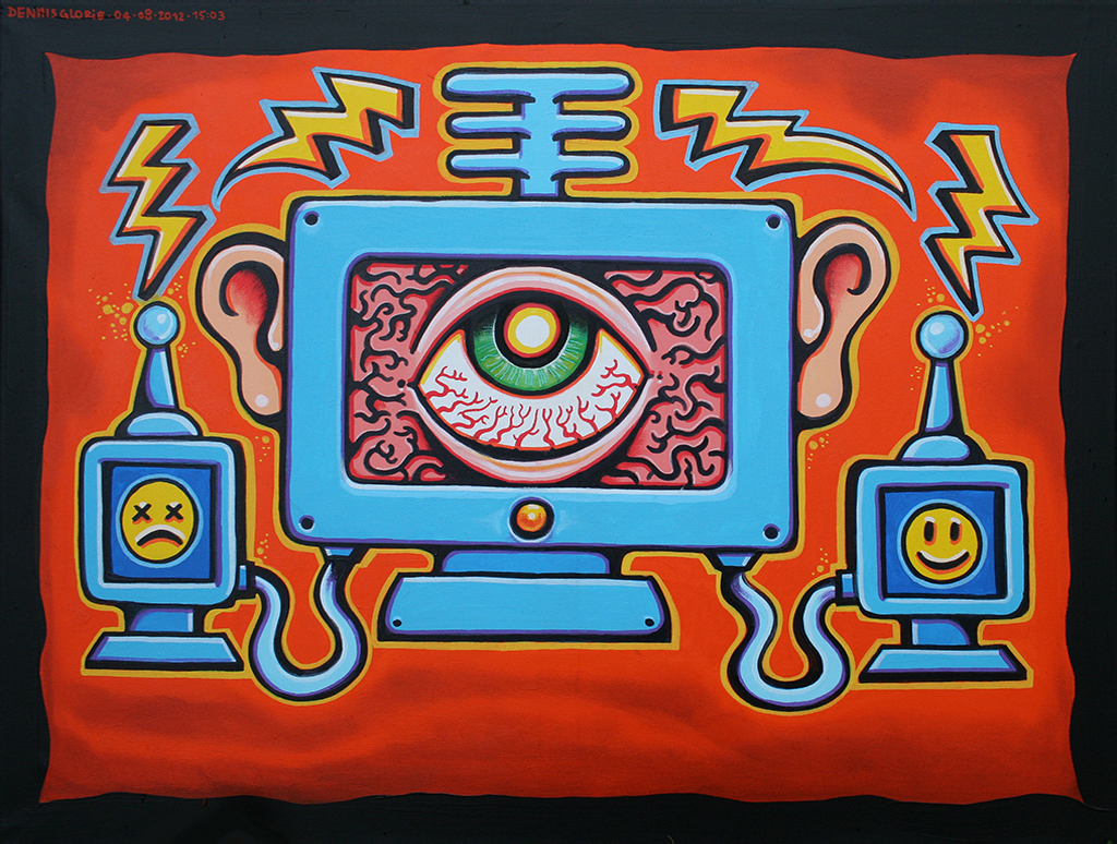 Big Brother - Dennis Glorie