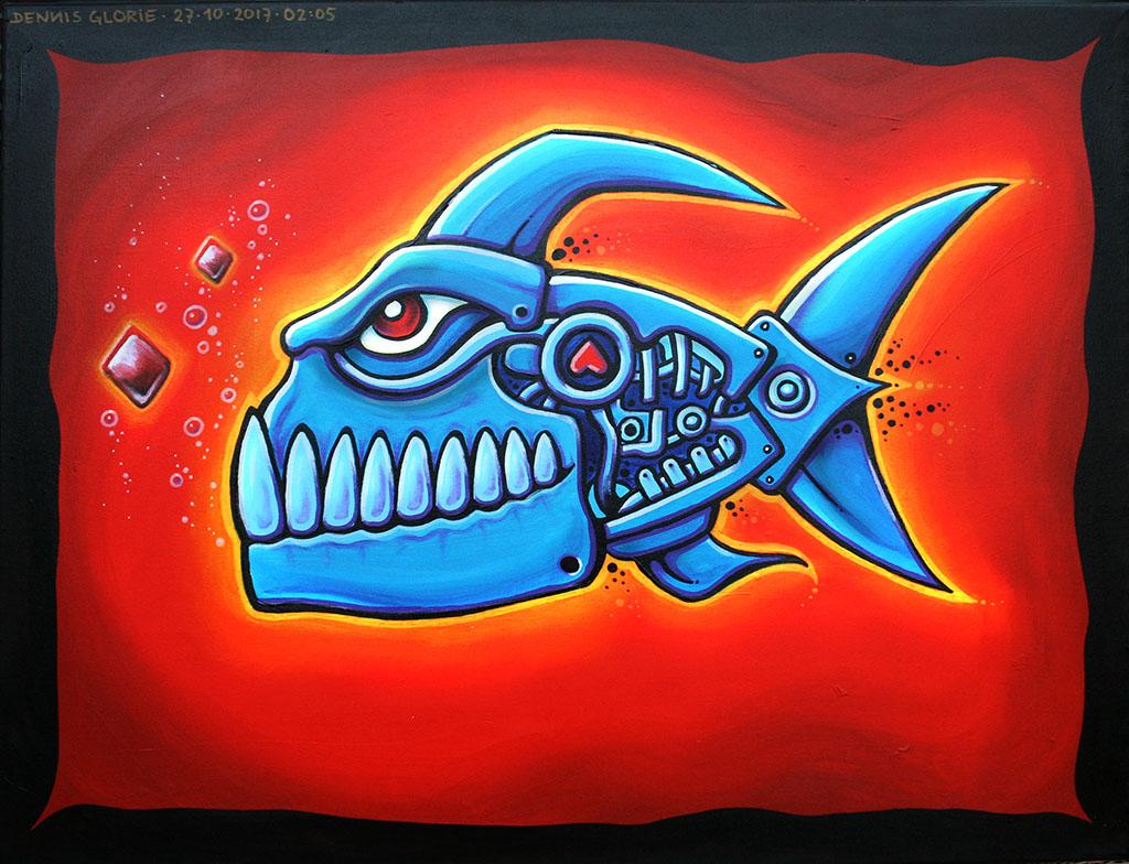 Prana Piranha - Dennis Glorie