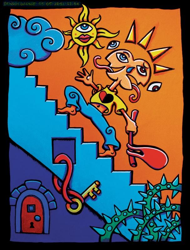 Step by Step - Dennis Glorie