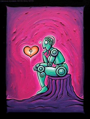 Algorithmic Love ? - Dennis Glorie