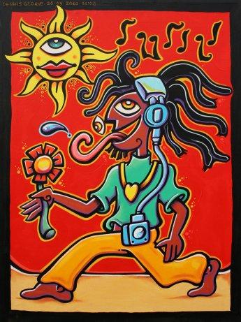 Natural Mystic - Dennis Glorie