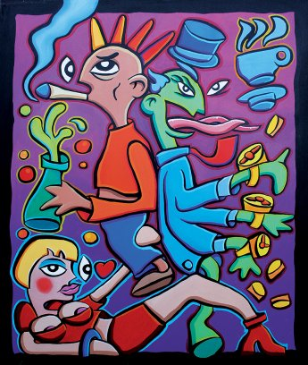 Strange Behaviour - Dennis Glorie
