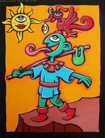 The Fool - Dennis Glorie