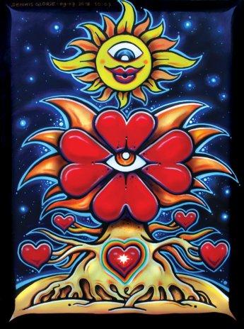Tree of Love - Dennis Glorie