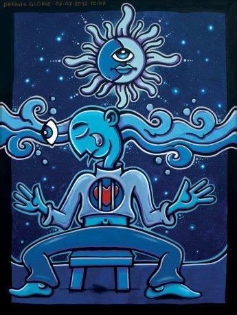 True Blue - Dennis Glorie