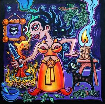 Wicked Witch - Dennis Glorie