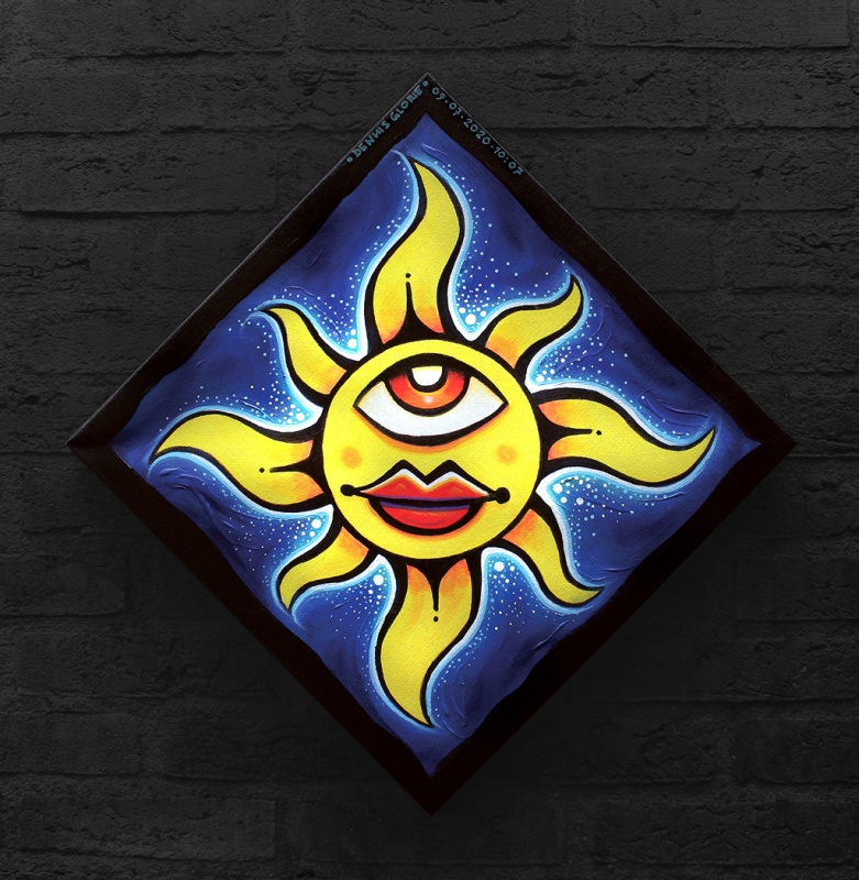 Son of the Sun - Dennis Glorie